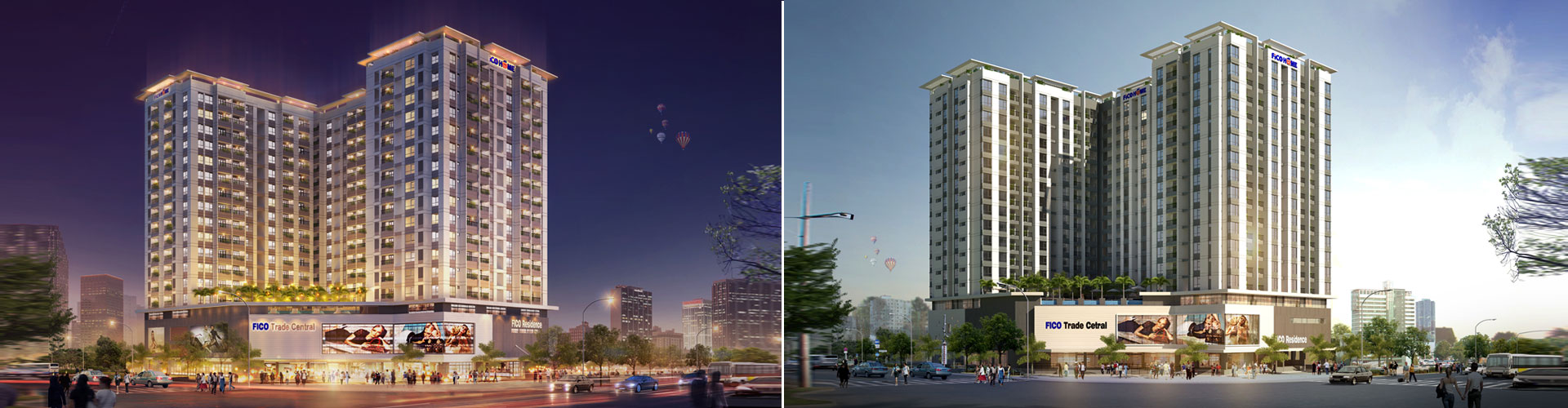 FICO STAR RESIDENTIAL COMPLEX