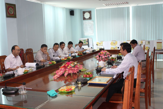Architectural Design Competition Award Ceremony of Gia Lai Power Office Building Project