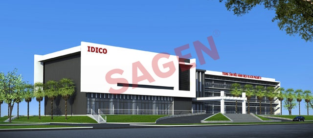 SAGEN Company has won the first prize of architectural designing competition